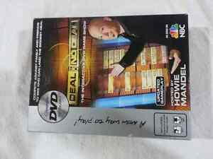 Brand new deal or no deal dvd game.