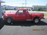 1970 pickup truck step side