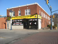 OWNERS RETIRING---FOR SALE---PRIME CORNER--MIXED USE BUILDING