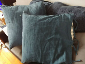 IKEA couch pillows