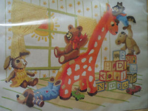 Playtime for Toys EMBROIDERY KIT 2618