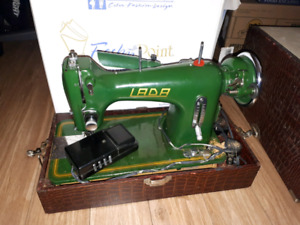 Lada sewing machine