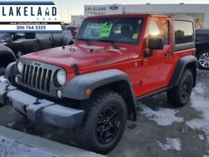 2015 Jeep Wrangler Sport  - Cruise Control -  Removable Top - $2