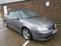 2006 (56) SAAB 9-3 1.9TiD VECTOR CONVERTIBLE DIESEL MANUAL LEATHER
