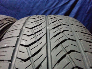 Yokohama - 225/65/R17 - Set of 4 - $130 - Good condition.