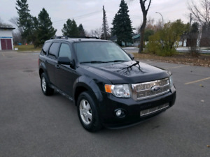 2012 Ford Escape XLT Fully Loaded only $7800
