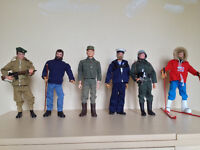 Action Man 40th Anniversary collection