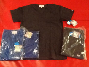 Scrubs - 2 Sets - Size Medium - Blue and Grey