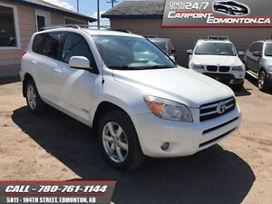 2008 Toyota RAV4 LIMITED AWD 4 CLY   AWD 4 CLY AUTO!!