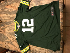 Authentic GreenBay Packers jersey