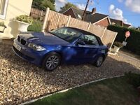 BMW 1series convertible automatic
