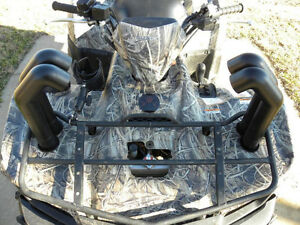 SNORKEL YOUR ATV snorkel Suzuki King Quad at ATV TIRE RACK