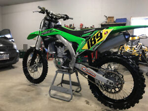 2016 KX450F for sale