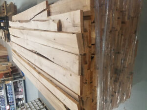 Knotty Alder 4/4 planks