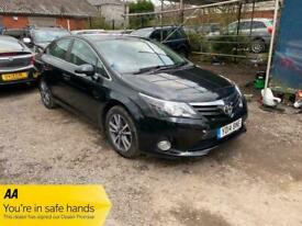 image for 2014 Toyota Avensis D-4D ICON SALOON Diesel Manual