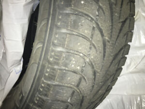 WINTER tires for sale 235/70r16