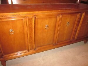 Vintage/Antique Peppler's by Hanover Sideboard--Great Condition