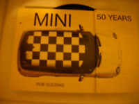 MIni   50 Years  Illustrated and historical book