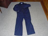 mechanic jumpsuit overalls like new size 44