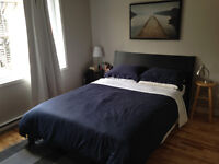 Fully Furnished Apartment Short term St-Henri