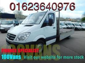 MERCEDES-BENZ 2.1CDI 313 130PS 6 SPEED CRUISE 1 OWNER F/S/H SCAFFOLD TRUCK