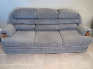 3 Seater Couch with matching chair