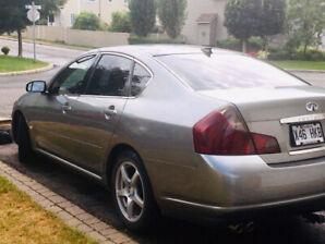 Luxury 2006 Infiniti M35