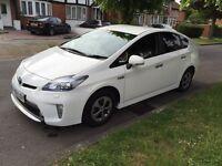 2013 Toyota Prius Plug-in pco registered
