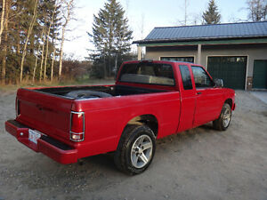 1986 GMC S-15 Extended Cab