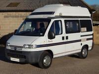 Auto Sleeper RAMBLER, 2000, 2 Berth, 2.0 Petrol, 55k Miles, VGC!