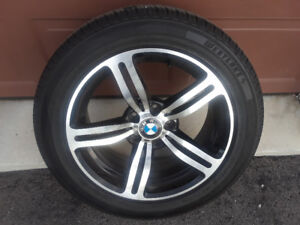 4 Tires and Rims/18 inches/245 - 50R18/All season