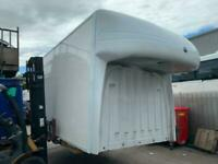 LUTON BOX BODY WITH TAIL LIFT LWB FOR SALE