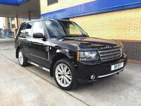 2008 Land Rover Range Rover 3.6TD V8 auto HSE FULL 2010VOGUE CONVERSION