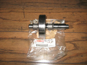 NEW YAMAHA ENGINE COUNTER BALANCE / CRANK SHAFT ATV or UTV