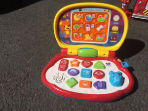VTech Brilliant Baby Laptop (working with batteries)