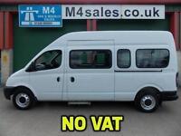 LDV Maxus 15st minibus. No Vat & 3.5t