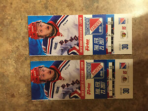 Kitchener Ranger Tickets