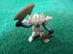 Digimon Ancientgarurumon official Bandai mini figure~~Very Rare