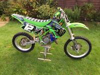 Kx85 bored to 110