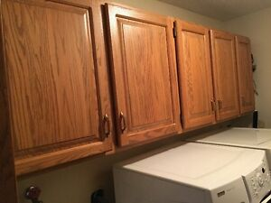 Kitchen/Laundry Room Cabinets