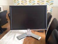 "20"" DELL Widescreen Monitor (4xUSB hub, DVI)"