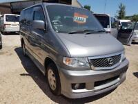 MAZDA BONGO, 2003, 2.0 LITRE, PETROL, 59,055 MILES, AUTOMATIC IN GREY