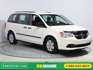 2013 Dodge GR Caravan SE AUTO A/C GR ELECT