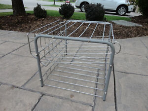 Like New Table Top Printer Stand and Paper Feed Stand Kitchener / Waterloo Kitchener Area image 2