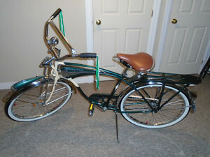 NEW REDUCED  PRICE....1957 Vintage Schwinn Bike