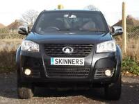 Great Wall Steed TD SE 4x4 Dcb Price is plus VAT DIESEL MANUAL 2014/64