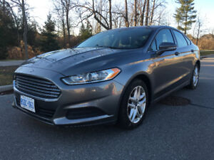 Mint!!! Certified!!! one owner 2014 Ford Fusion SE