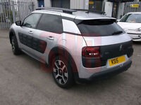 2015 Citroen C4 Cactus Flair Blue HDi 1.6