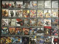 Playstation 3 ps3 with 40 games, 2 controllers...