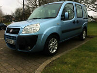 SMALL CAMPER FIAT DOBLO DYNAMIC 1.9 DIESEL *BRAND NEW CAMPERVAN CONVERSION*